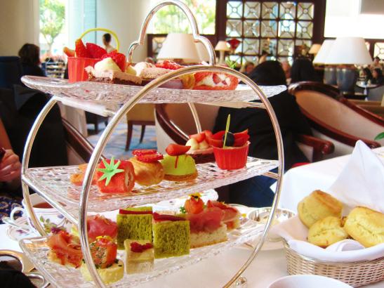 Island Shangri-la Hotel Hong Kong Hi Tea