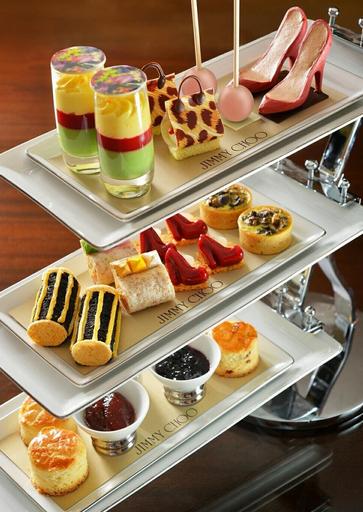 MANDARIN ORIENTAL HOTEL TEA BUFFET